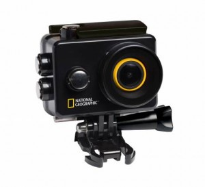 Kamera sportowa Bresser National Geographic FULL HD W-iFi  Explorer 2 140°
