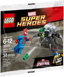 Spider Man Marvel Super Heroes 30305