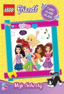 LEGO FRIENDS - MOJE SEKRETY